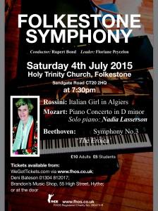 Folkestone Symphony Concert