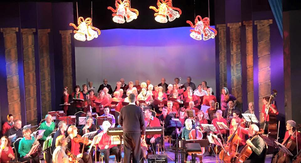 Christmas Spectacular at Towers Theatre